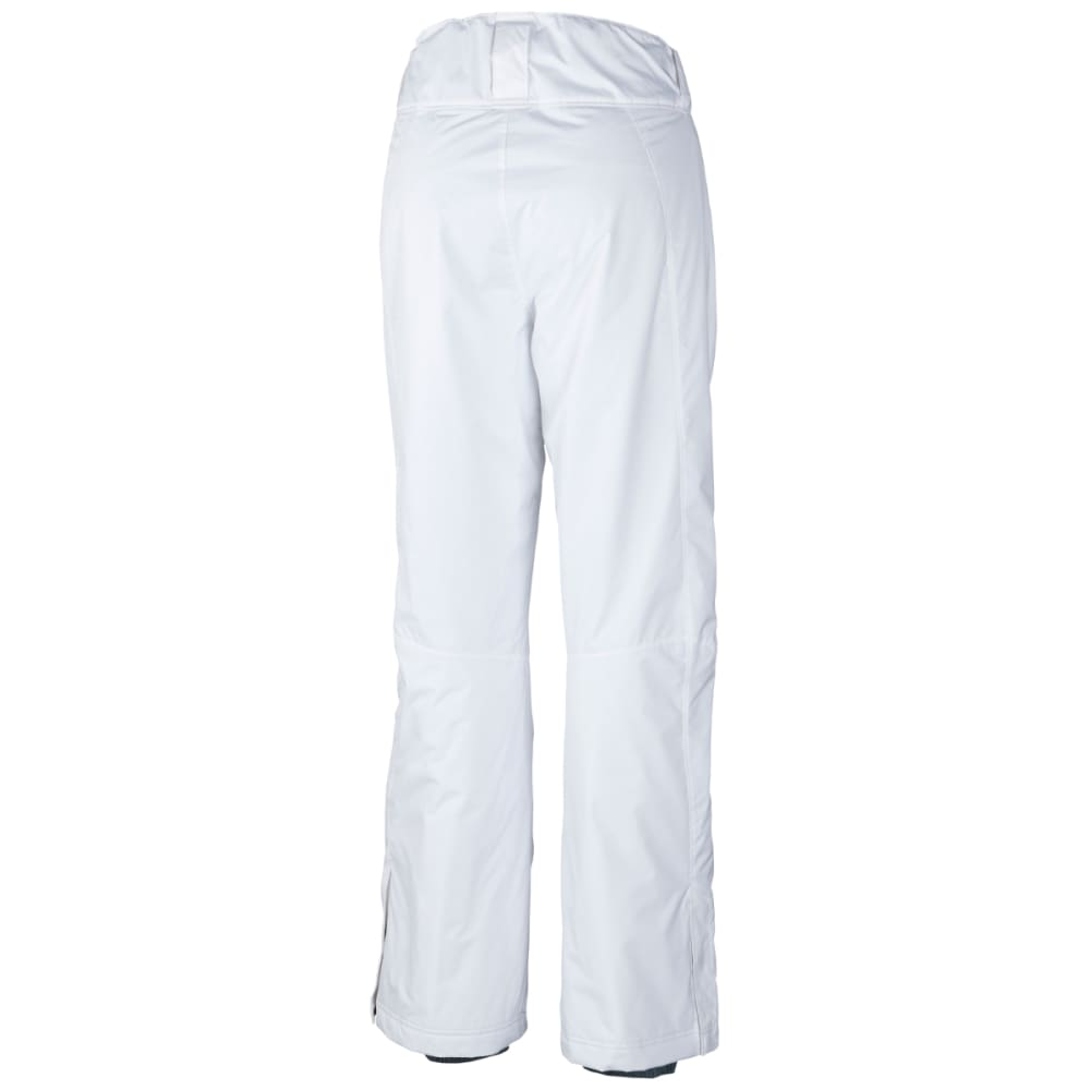 COLUMBIA Women's Modern Mountain 2.0 Pants - WHITE/CHINCHILLA