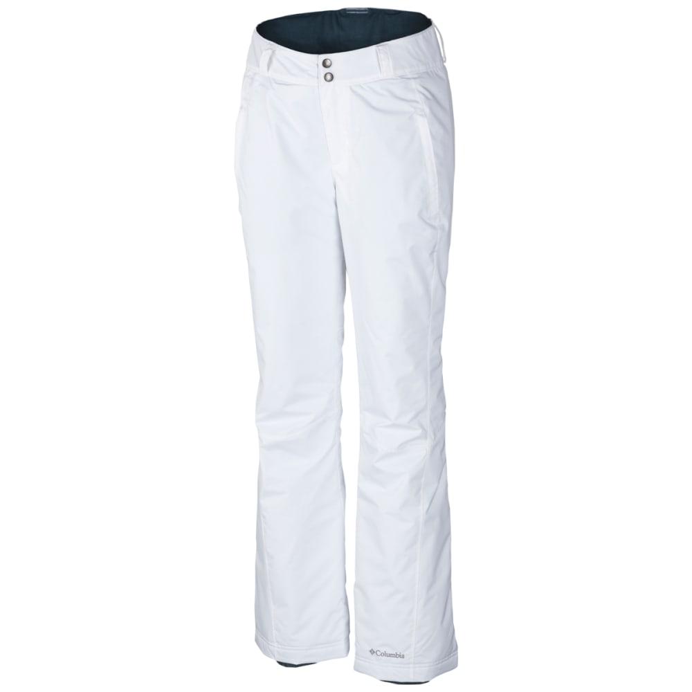 Columbia Women's Modern Mountain 2.0 Pants - White, L