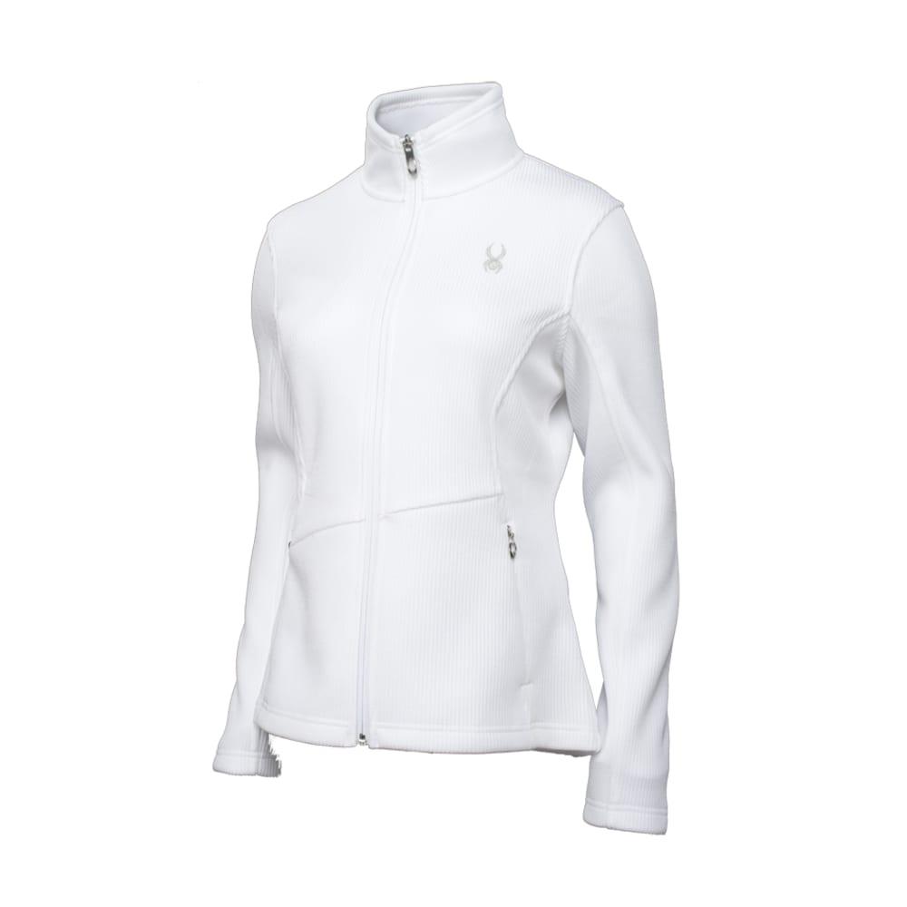 Spyder Women's Endure Core Sweater Jacket - GRAY