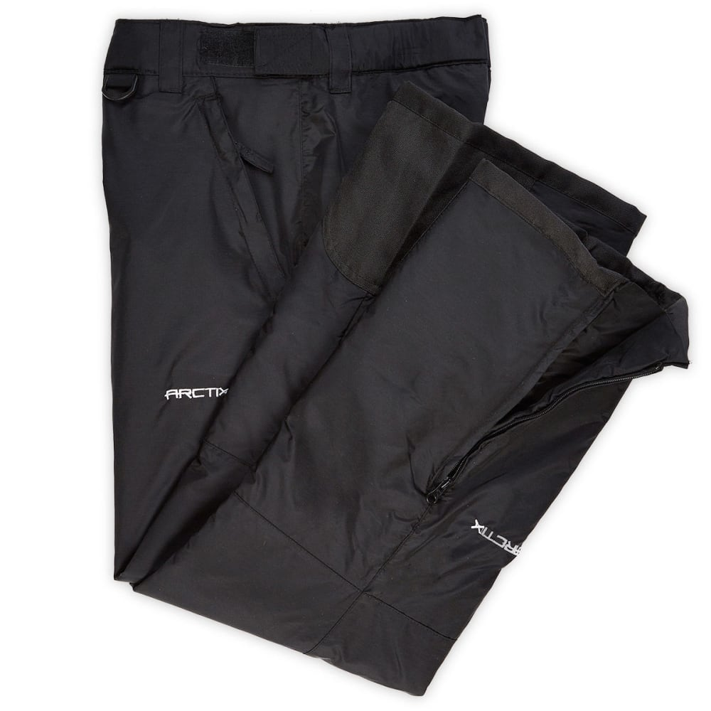 Arctix Women's Insulated Basic Ski Pants - BLACK