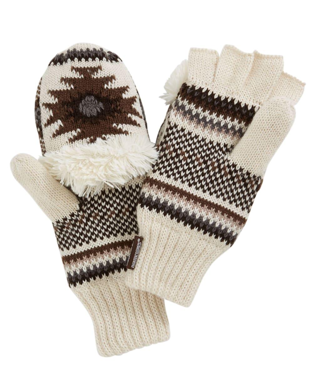 MUK LUK Juniors' Sherpa Lined Gloves - VANILLA ICE