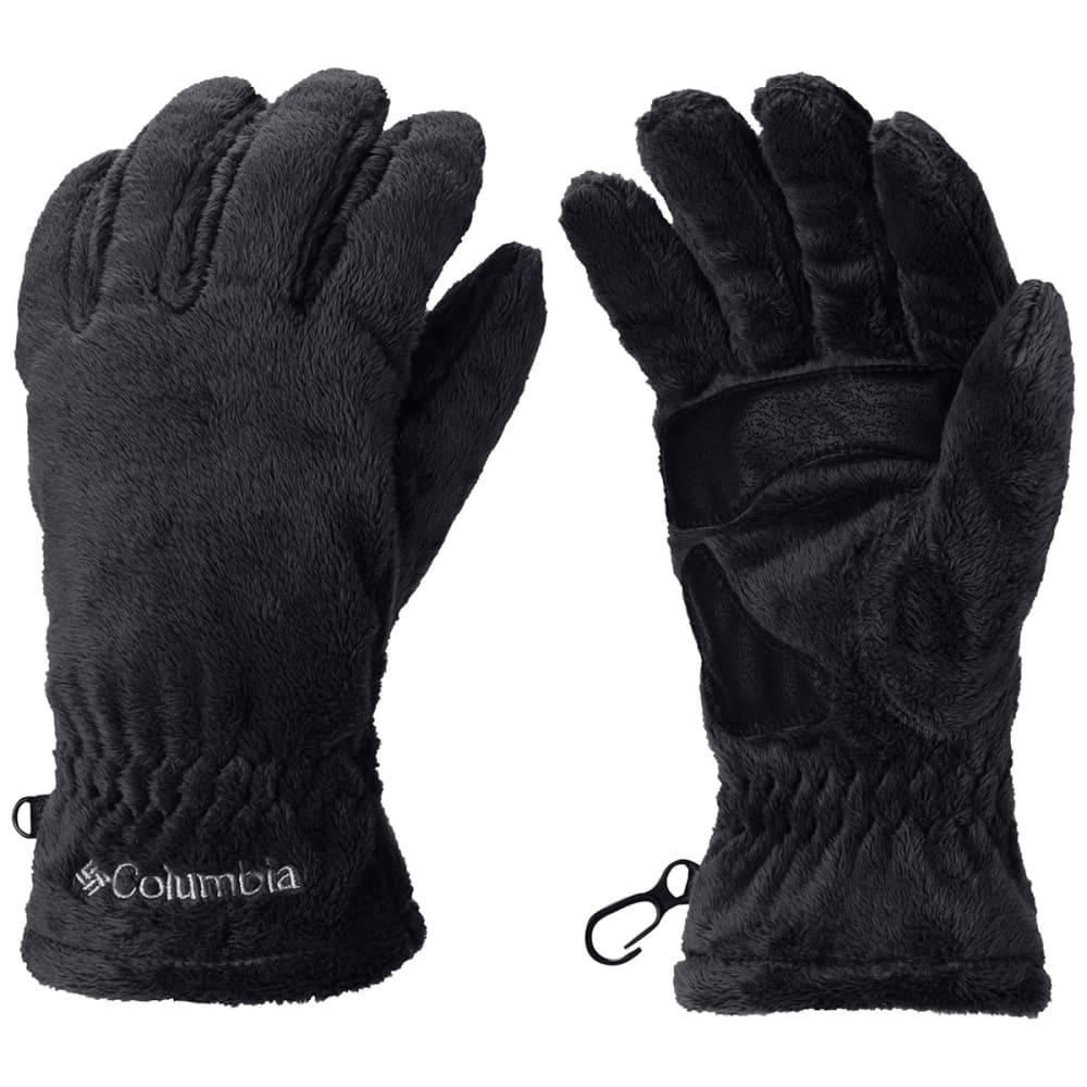 COLUMBIA Women's Pearl Plush™ Gloves - BLACK