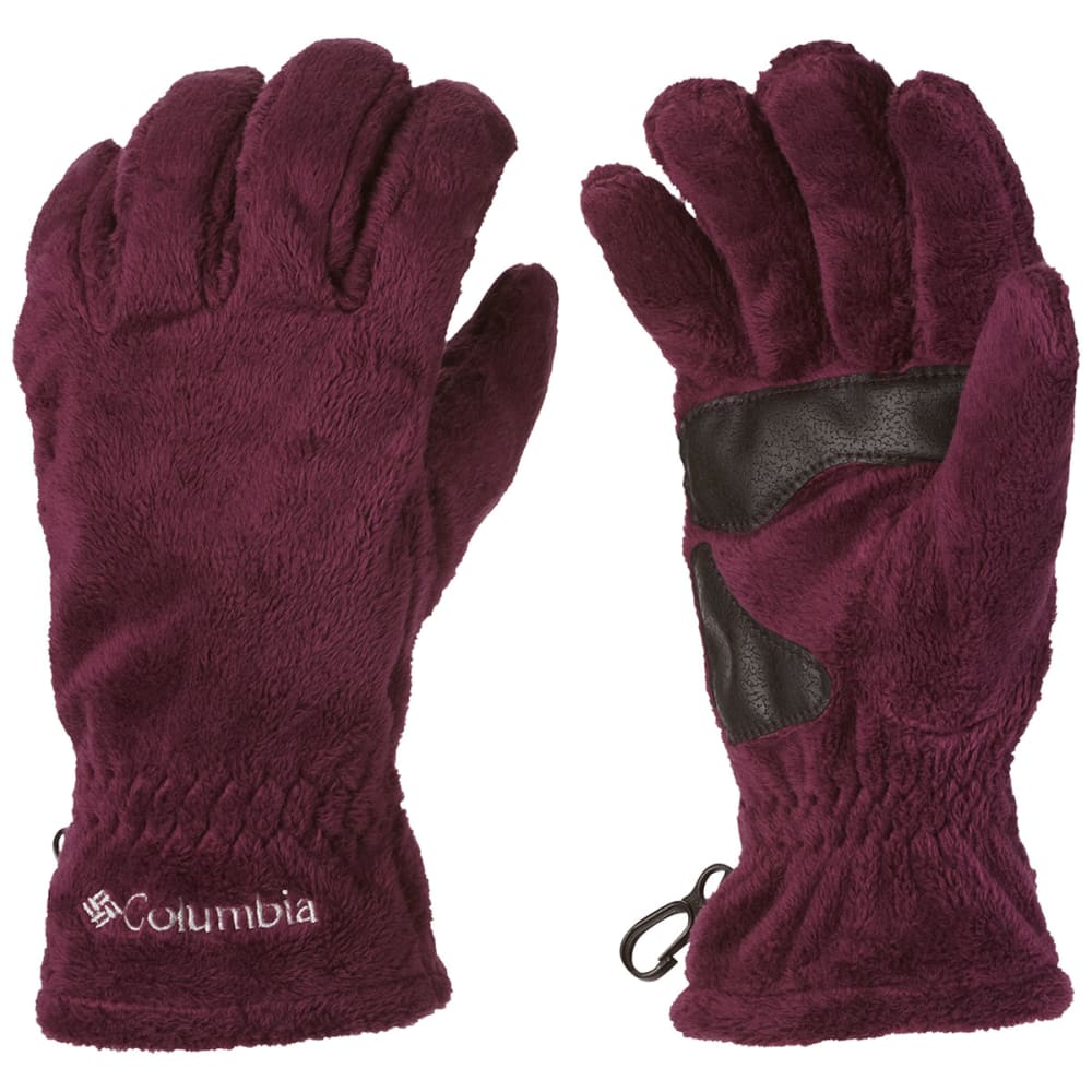 COLUMBIA Women's Pearl Plush™ Gloves - DAHLIA PURPLE