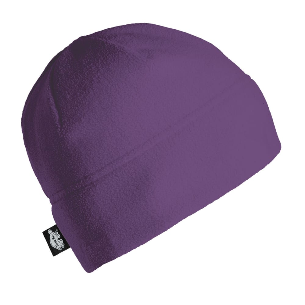TURTLE FUR Chelonia 150 Double Layer Fleece Hat - BLACKBERRY