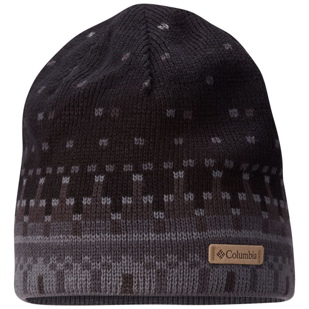 COLUMBIA Women's Alpine Action Printed Beanie - GREY/BLACK 016