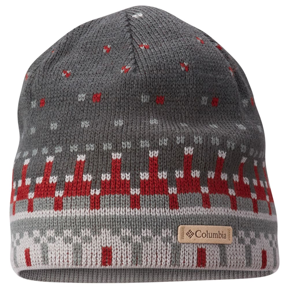 COLUMBIA Women's Alpine Action Printed Beanie - POND/GRAPHITE 967