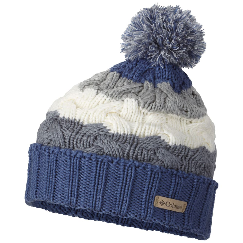 COLUMBIA Women's Carson Pass Beanie - HORIZON BLUE
