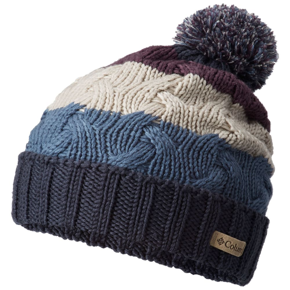 COLUMBIA Women's Carson Pass Beanie - INDIA INK-419