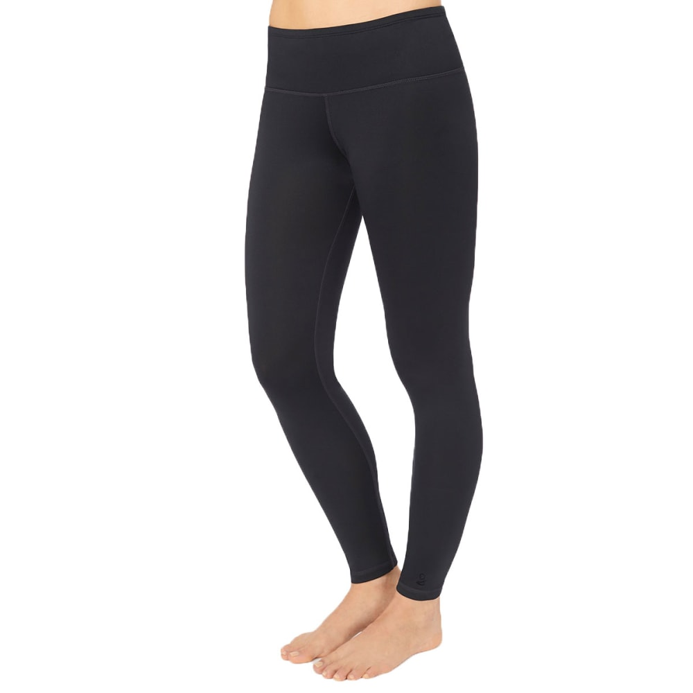 CUDDL DUDS Women's FlexFit® Leggings - BLACK