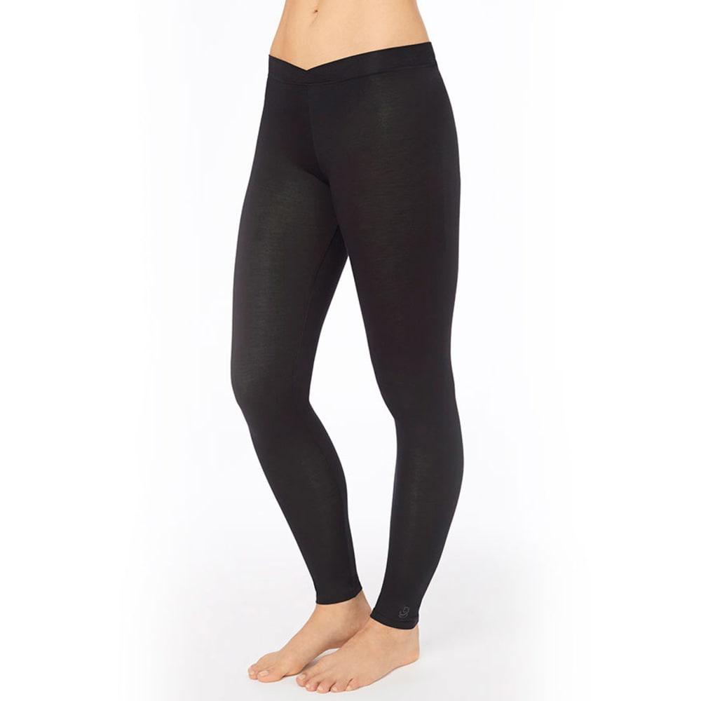 CUDDL DUDS Women's Softwear Stretch Leggings - BLACK