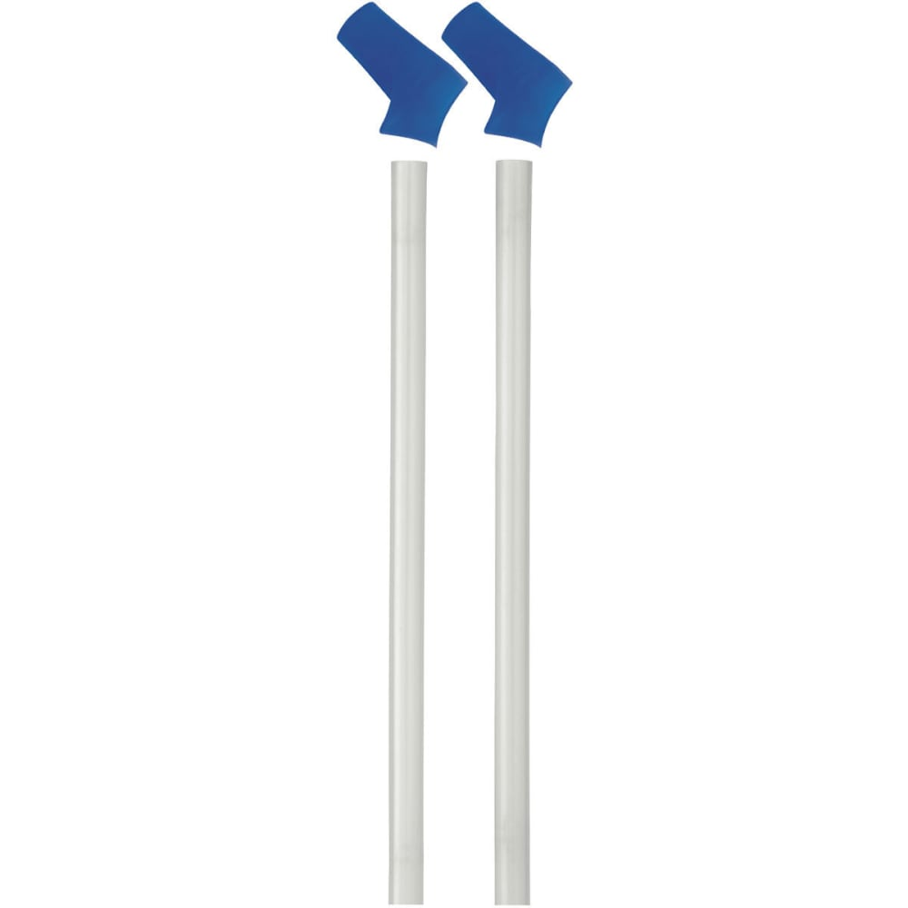 CAMELBAK Eddy Bite Valve/Straw, 2 Pack - ROYAL BLUE