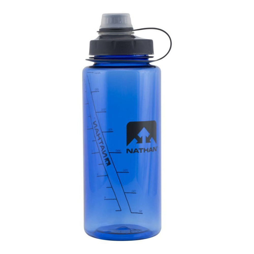 NATHAN LittleShot 750 mL Water Bottle - ELECTRIC BLUE-TNEBL