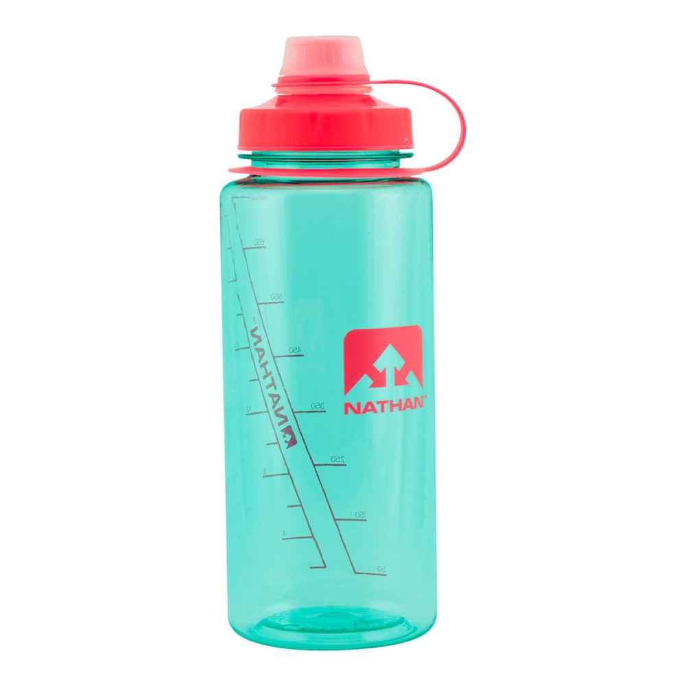 NATHAN LittleShot 750 mL Water Bottle - BLUE LIGHT-TNLBD