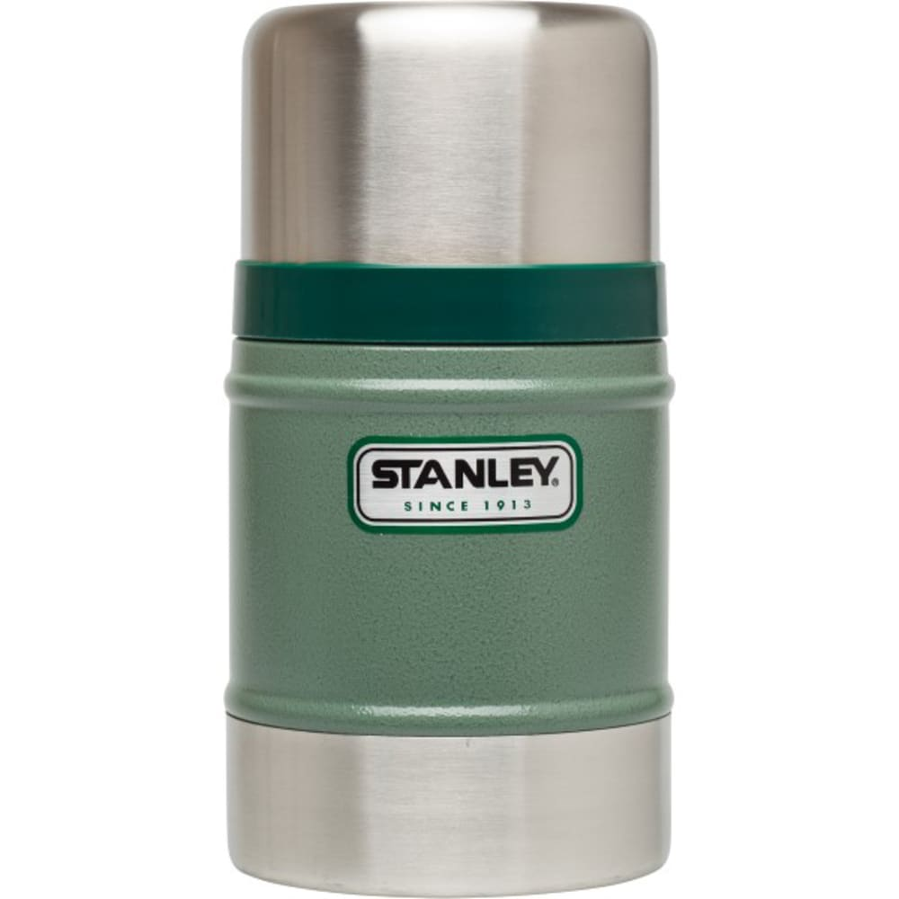 STANLEY 17 oz. Classic Vacuum Food Jar - MEDIUM GREEN
