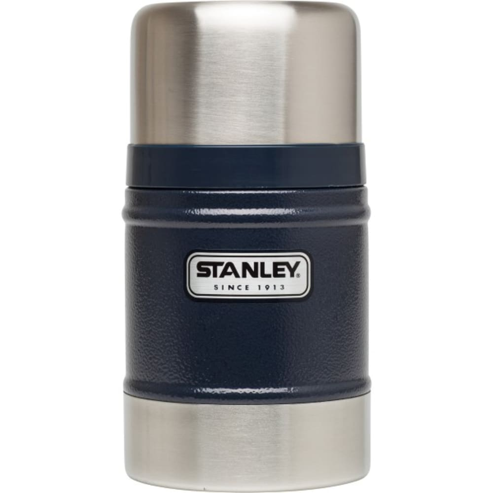 STANLEY 17 oz. Classic Vacuum Food Jar - NAVY