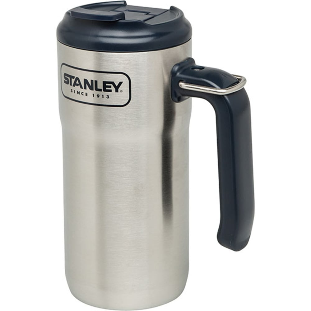 STANLEY Adventure Travel Mug, 16 oz. - STAINLESS
