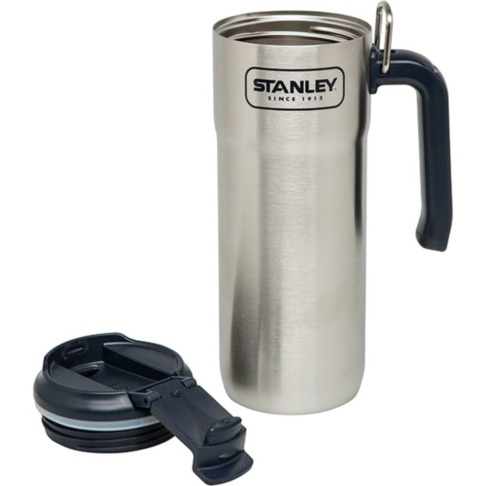 STANLEY Stainless Steel 20 oz. Adventure Travel Mug - STAINLESS