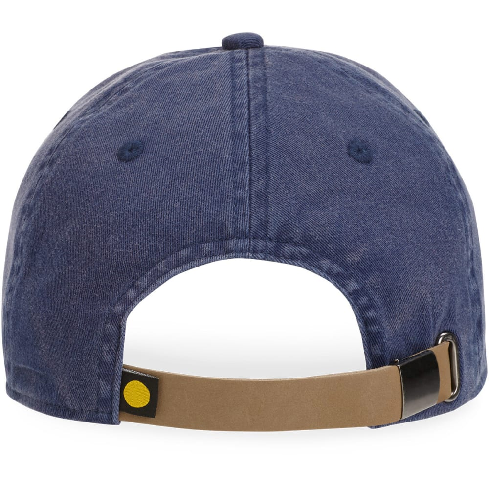 LIFE IS GOOD Spread Good Vibes Rough Wash Cap - DARK BLUE