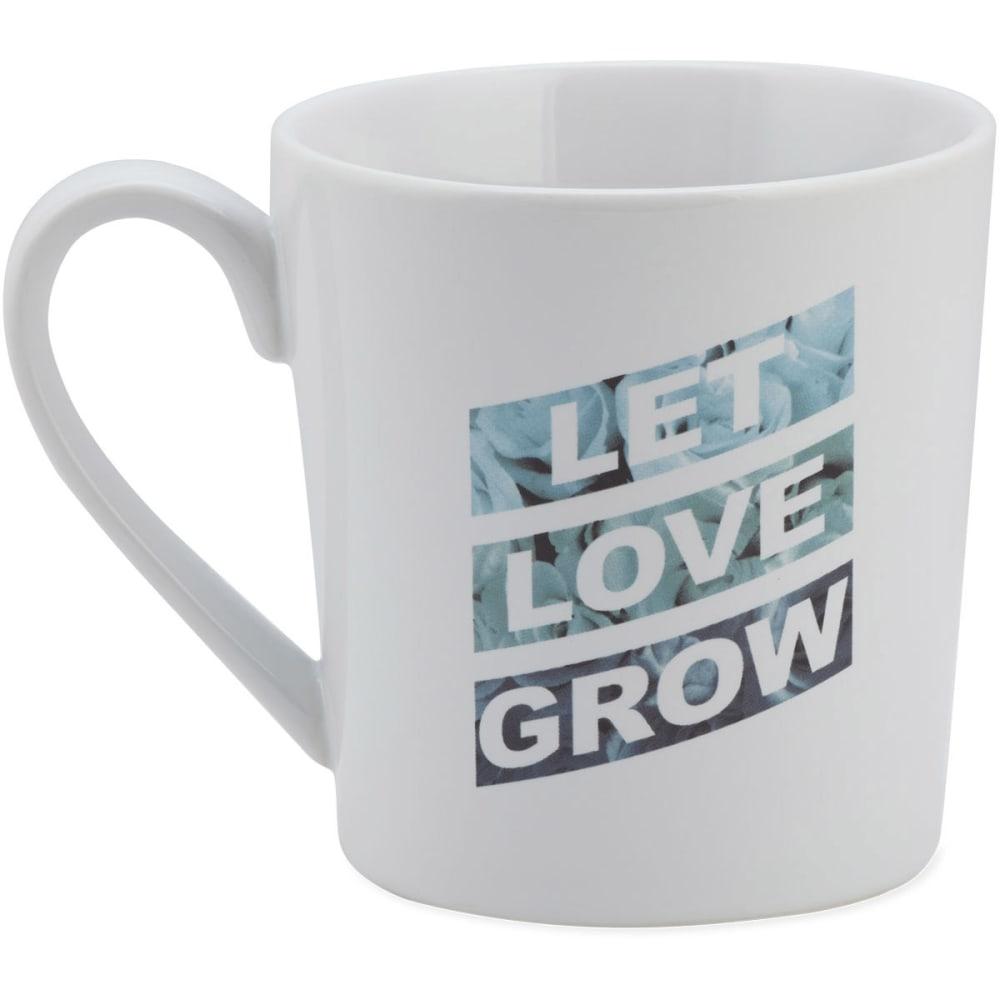 LIFE IS GOOD Everyday Mug - WHITE