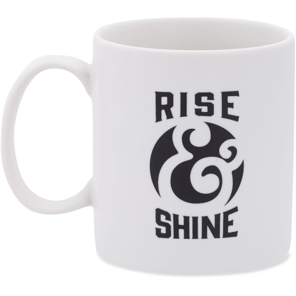 LIFE IS GOOD Jake™s Rise and Shine Mug - SIMPLY IVORY