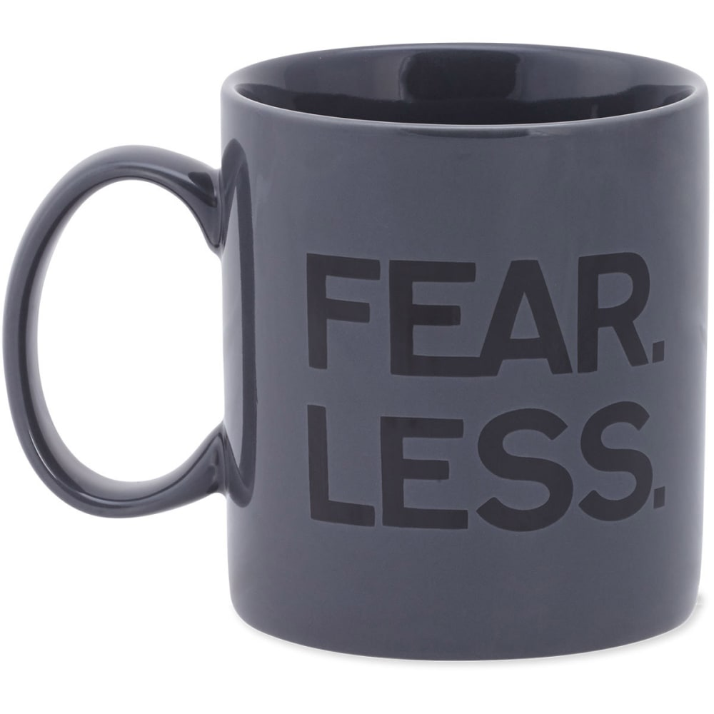 LIFE IS GOOD Jake's Fearless Mug - STORM GRAY
