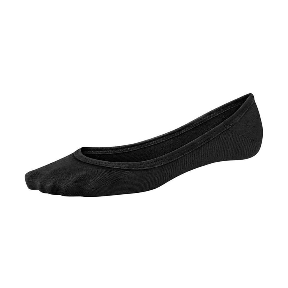 SMARTWOOL Women's Secret Sleuth Socks - BLACK-001