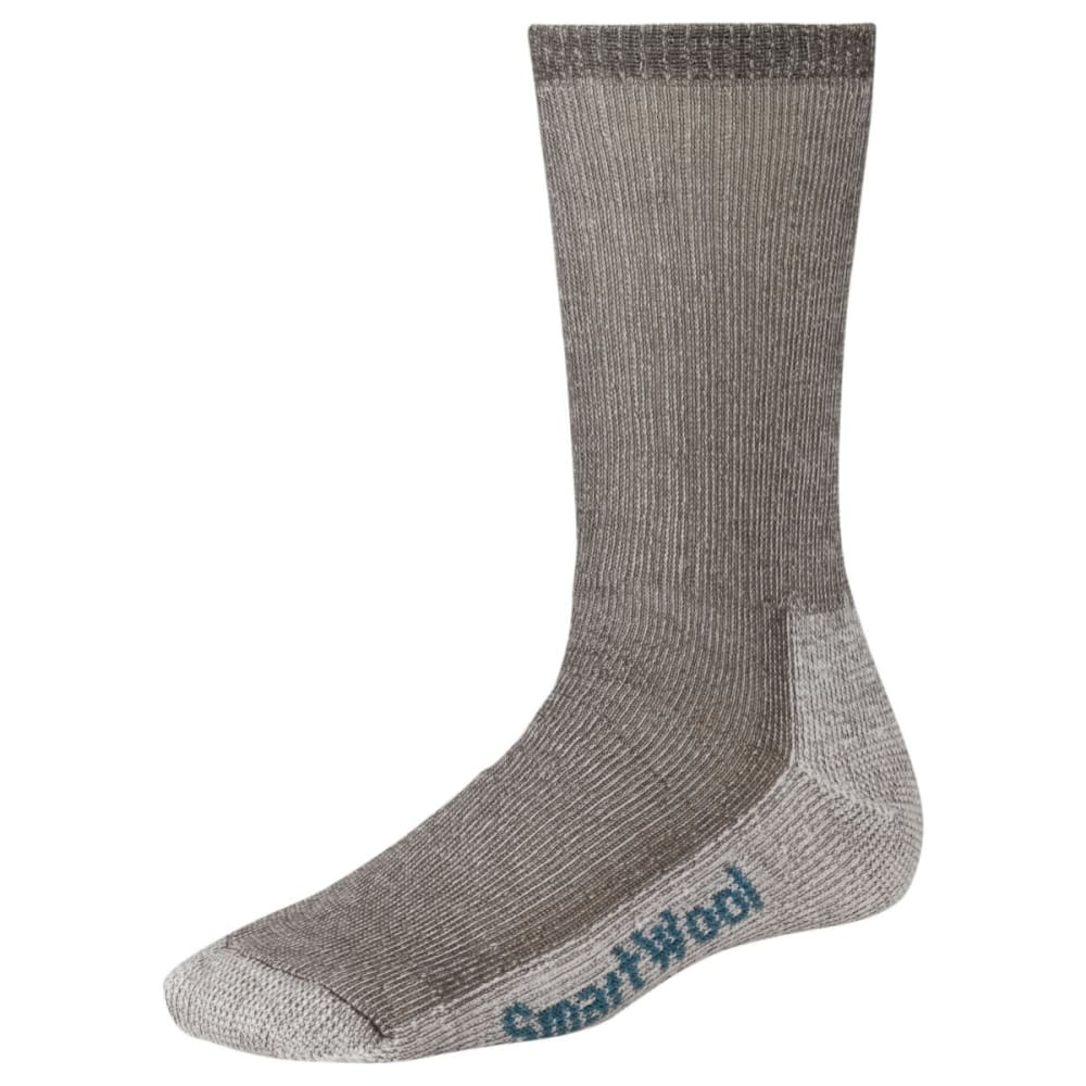 SMARTWOOL Women's Midweight Crew Socks - TAUPE-236