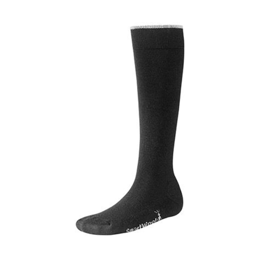 SMARTWOOL Women's Basic Knee-High Socks - BLACK