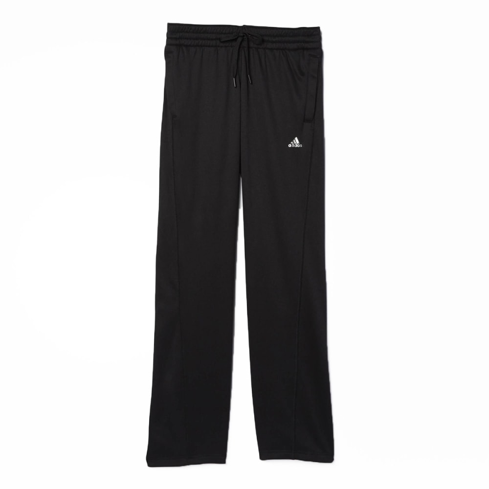 ADIDAS Women's Ultimate Fleece Pants - BLACK