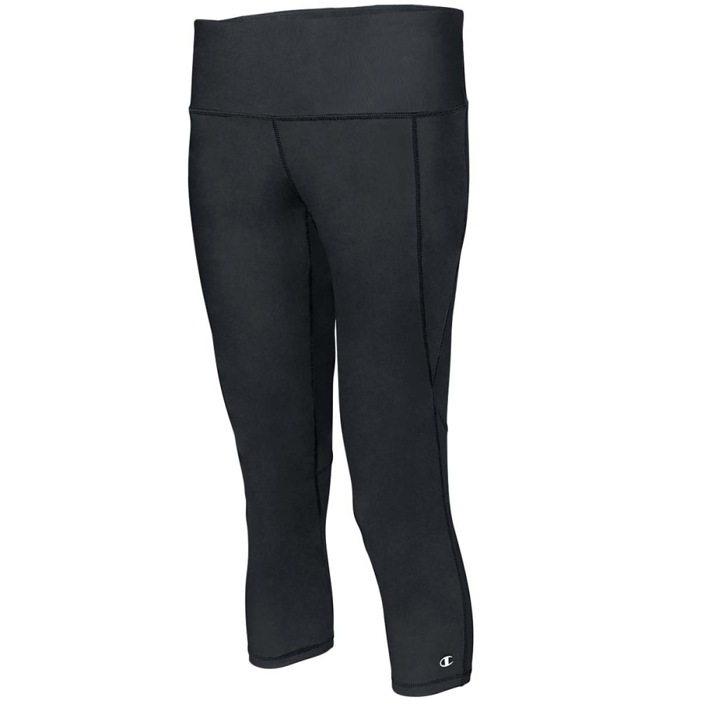 CHAMPION Women's 6.2 Leggings - BLACK