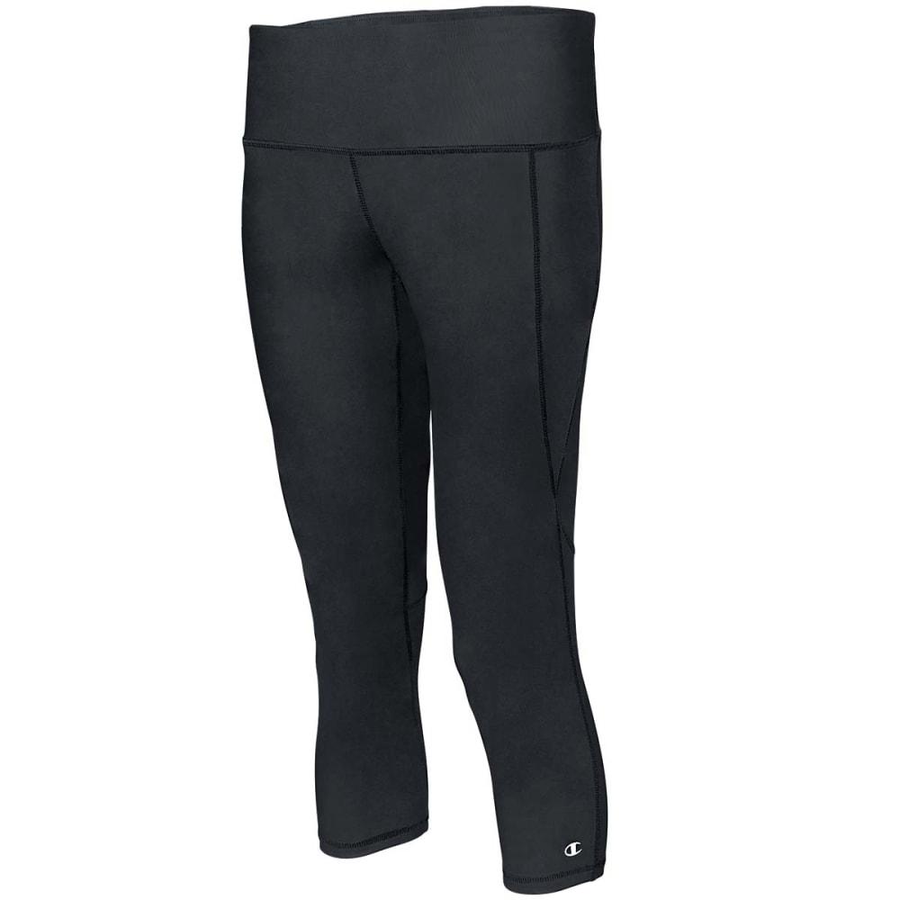 CHAMPION Women's 6.2 Leggings - BLACK