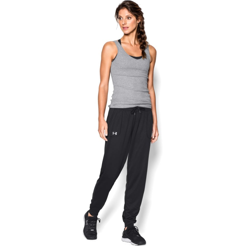 UNDER ARMOUR Women's UA Tech™ Pant - BLACK