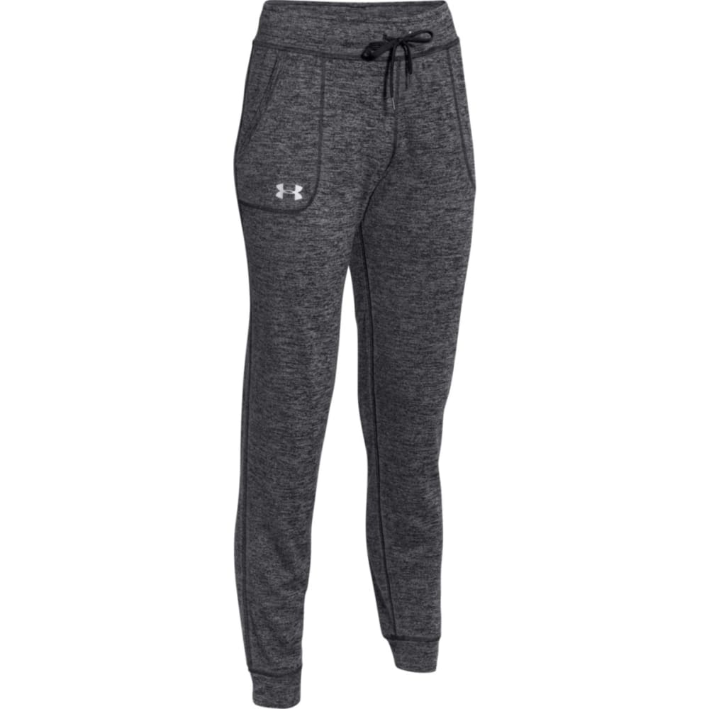 UNDER ARMOUR Women's Tech™ Twist Pants - BLACK-001