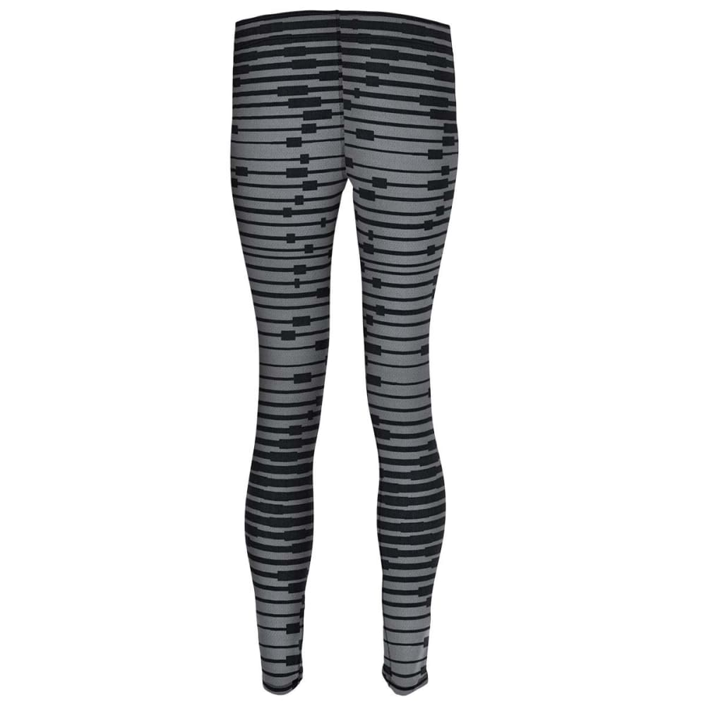 CHAMPION Women's Go To Tights - BLACK CURTAIN