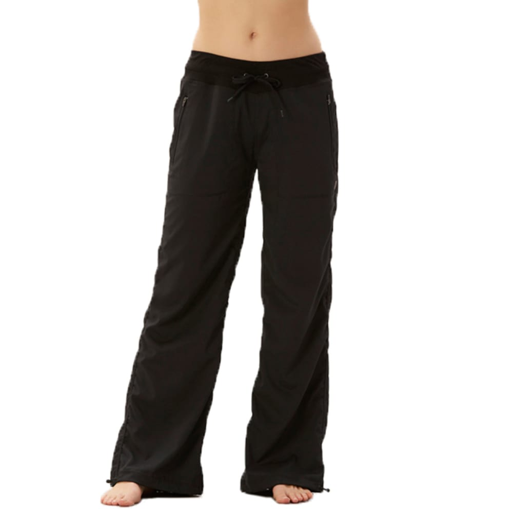 MARIKA Women's Stretch Woven Pants - BLACK