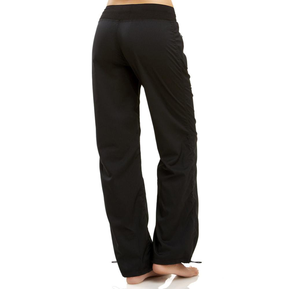 MARIKA Women's Stretch Woven Pants - BLACK