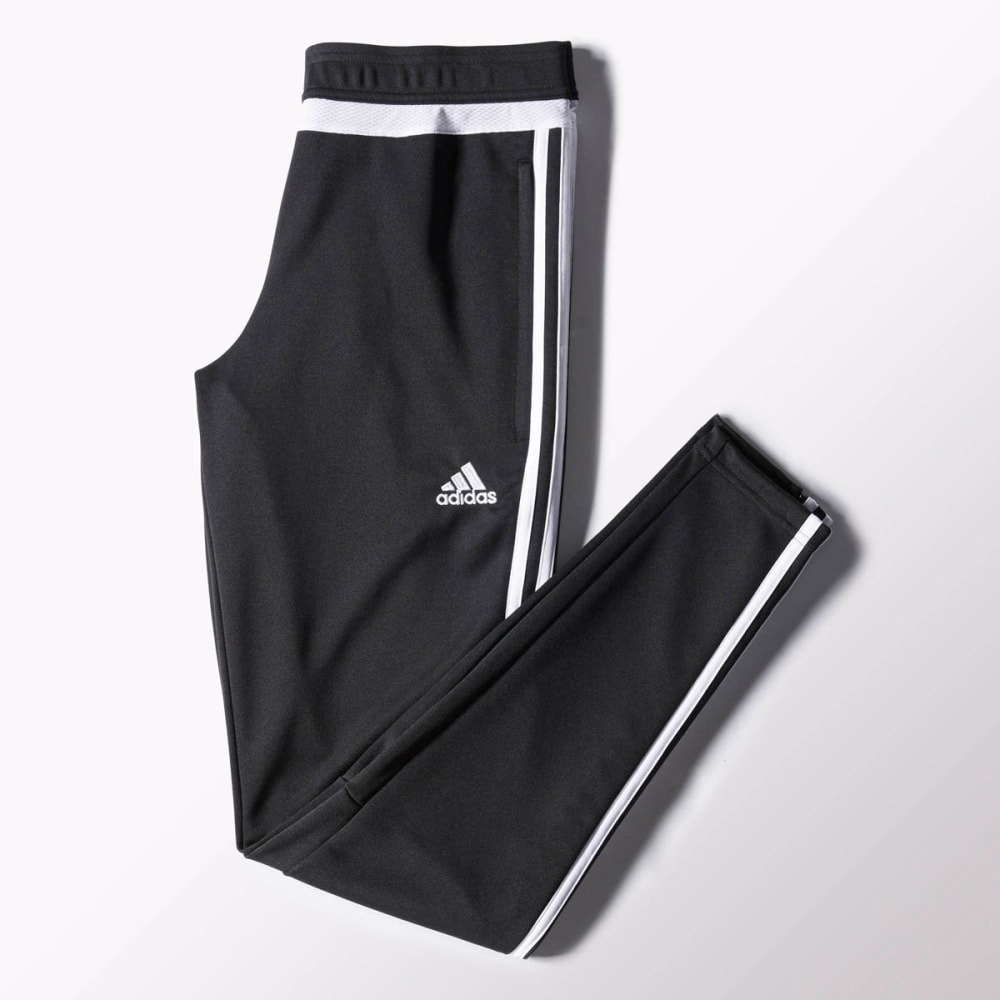 ADIDAS Women's Tiro Training Pants - BLK/WHT-M64030
