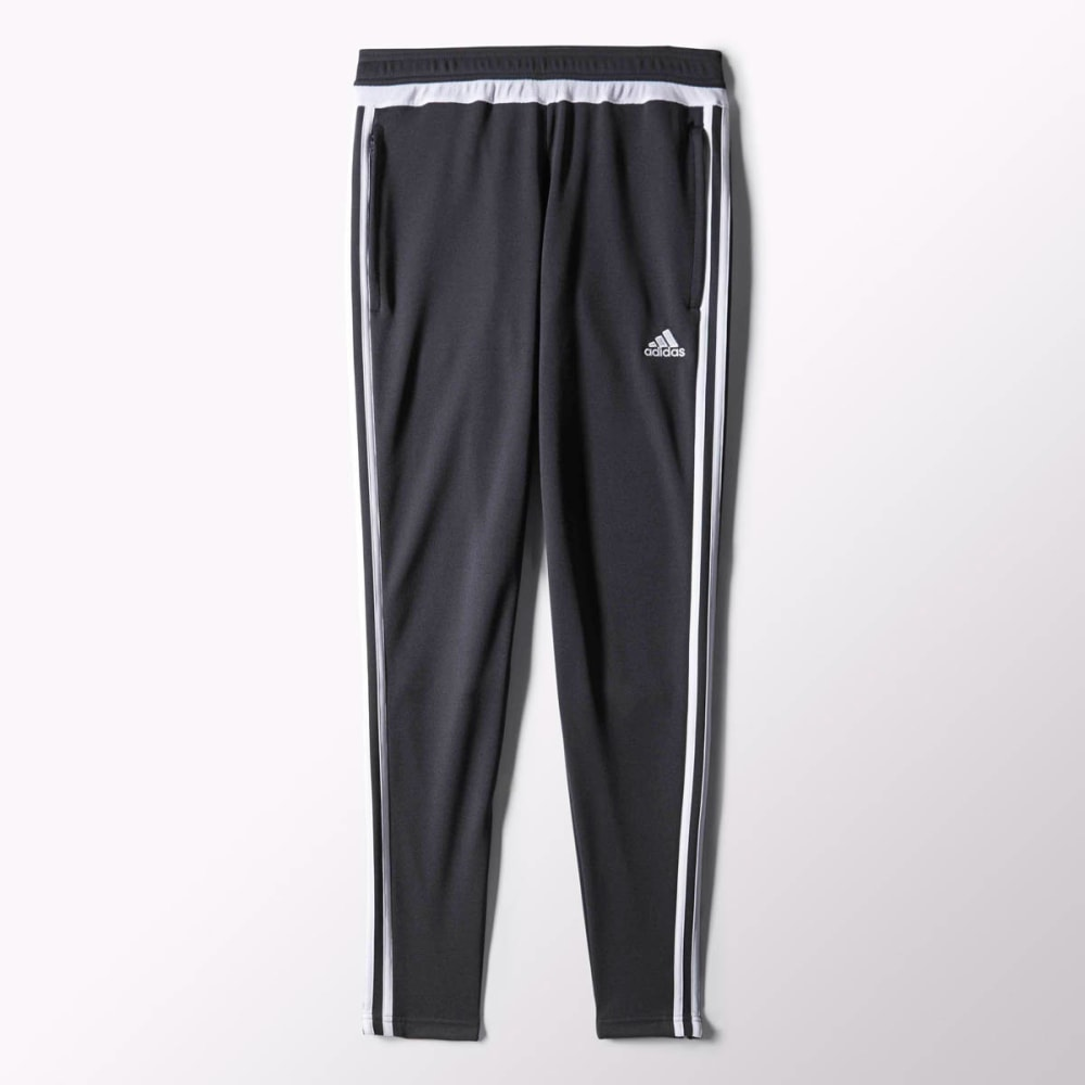 ADIDAS Women's Tiro Training Pants - DRK GRY/WHT-S30161