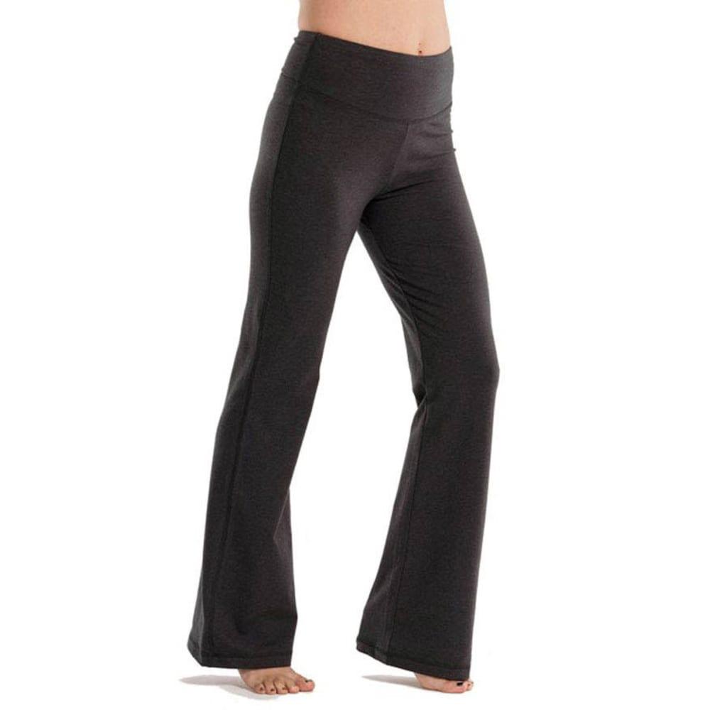 MARIKA Women's Magic Tummy Control Pants, Long - BLACK