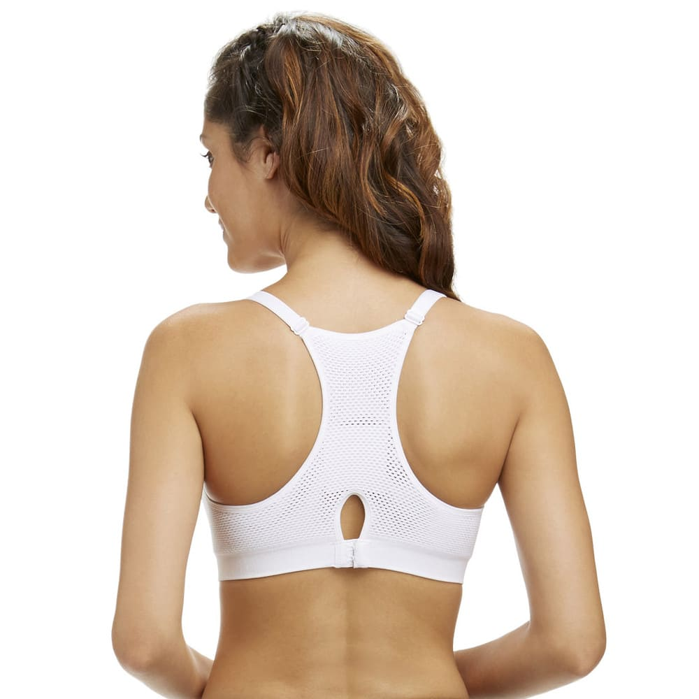 MARIKA Women's Seamless Sports Bra - WHITE-010