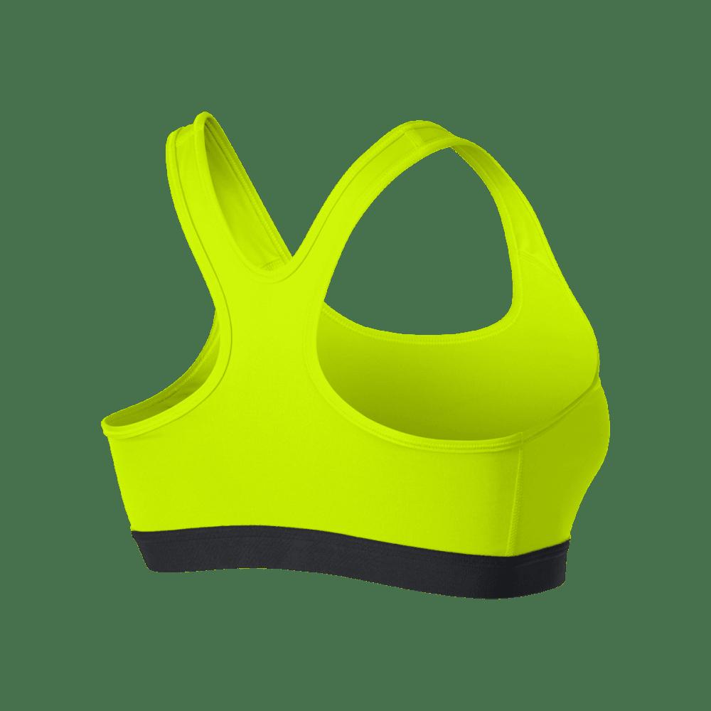 NIKE Women's Pro Classic Bra - LT GREEN