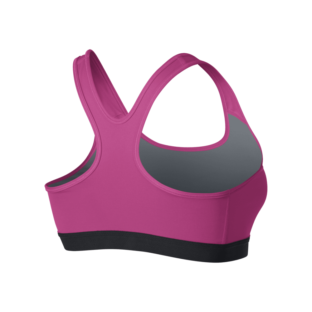 NIKE Women's Pro Classic Bra - PINK
