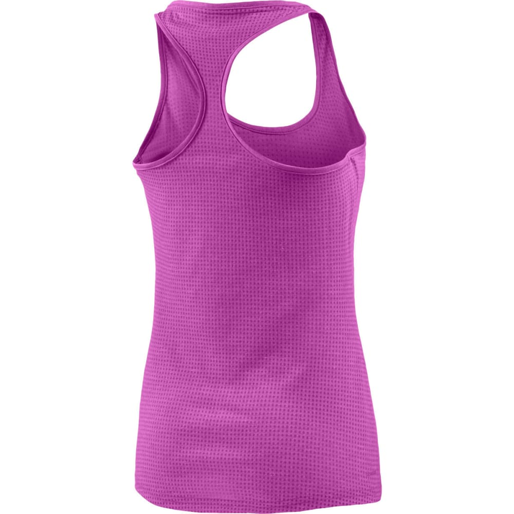 ADIDAS Women's Aeroknit Tank - PURPLE