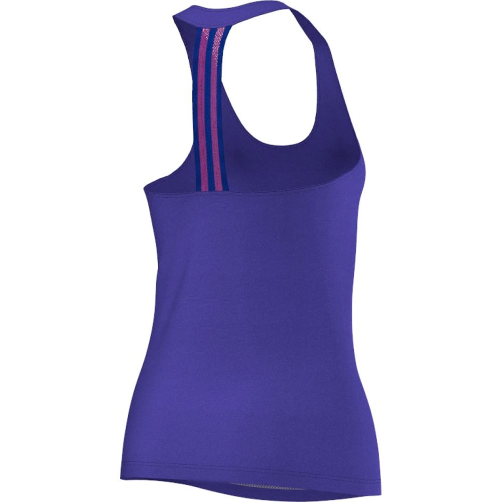 ADIDAS Women's Derby Tank - PURPLE