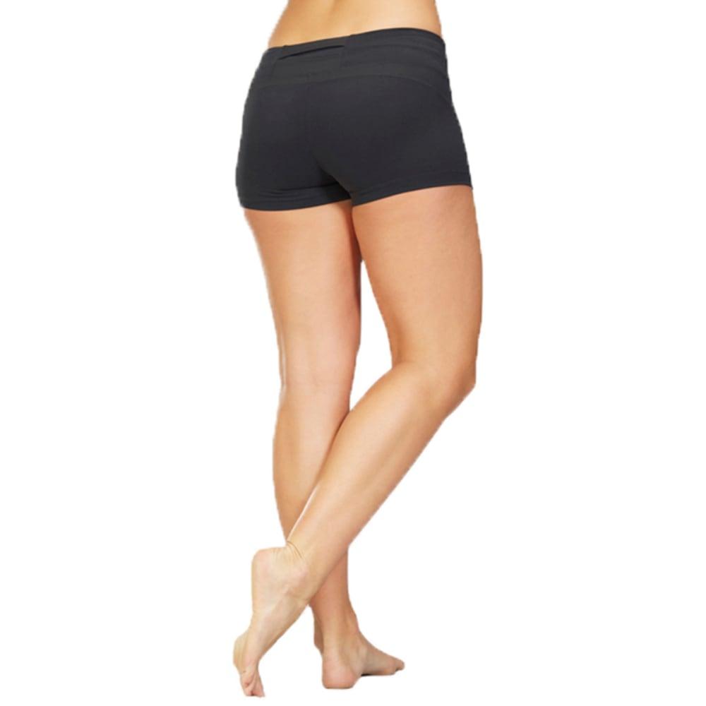 MARIKA Women's Sanded Dry Wik Beta Shorts - BLACK