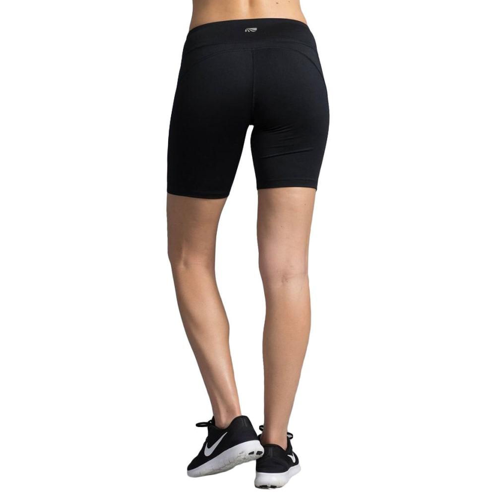 MARIKA Women's Bike Shorts - BLACK