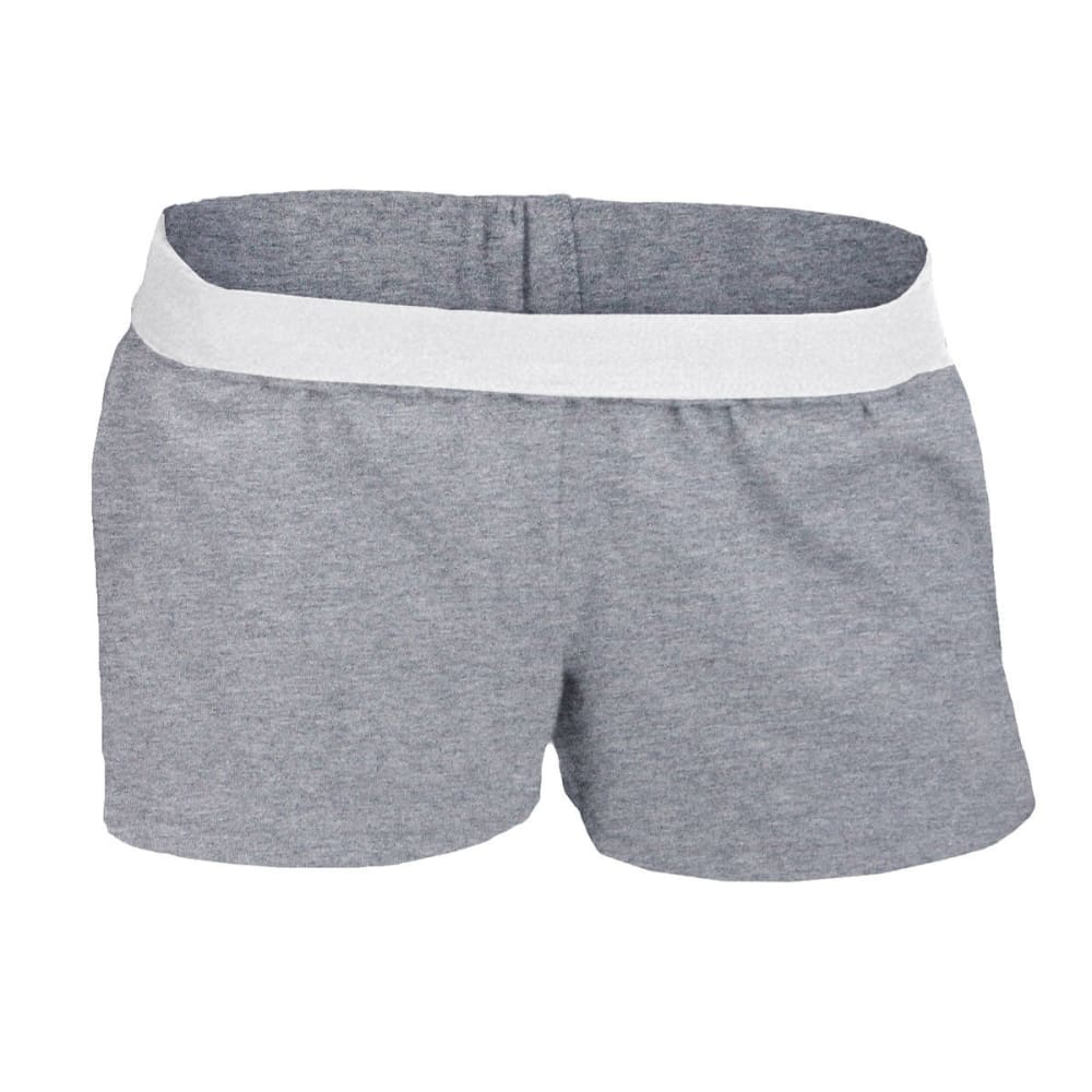 SOFFE Women's Authentic Low-Rise Shorts L