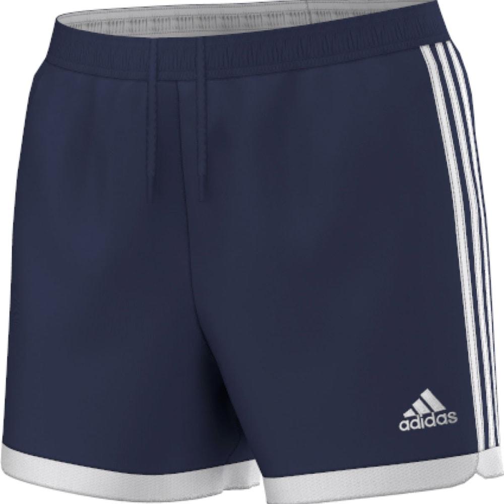 Adidas Women's Tastigo Soccer Shorts - Blue, M