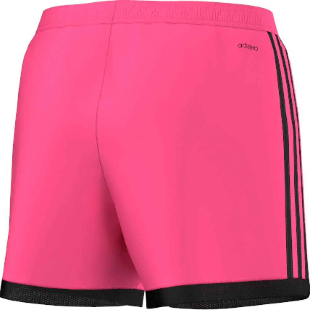 ADIDAS Women's Tastigo Soccer Shorts - SOLAR PINK/BLACK