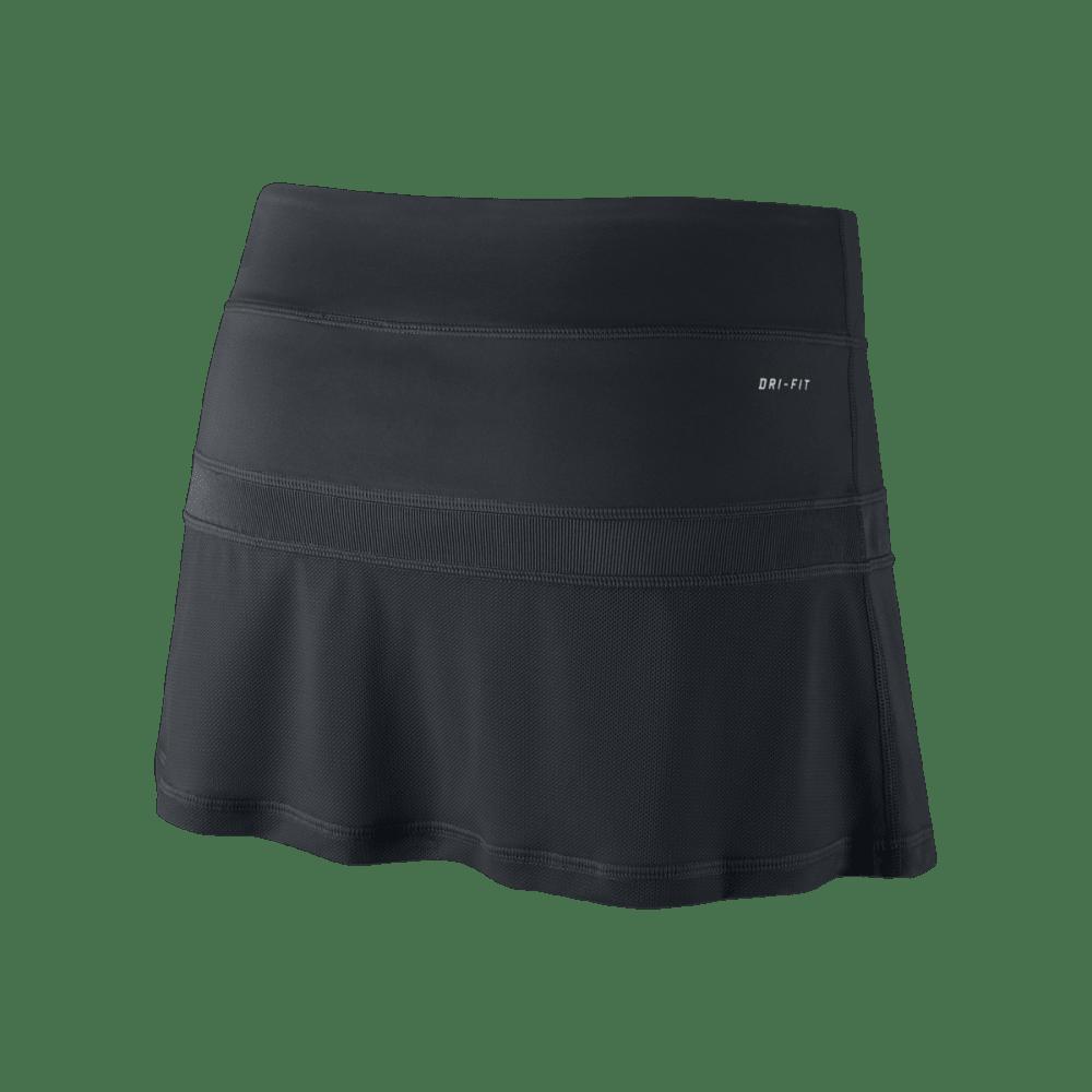 NIKE Women's Court Tennis Skirt - BLACK
